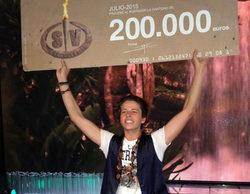 Tras 3 horas y media de gala, Telecinco se queda sin tiempo tras proclamar al ganador de 'Supervivientes 2015'