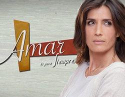 Elia Galera, nuevo fichaje de la cuarta temporada de 'Amar es para siempre'