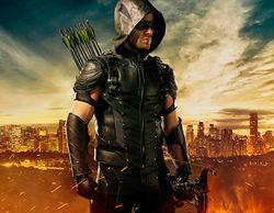 Stephen Amell estrenará nuevo traje en la cuarta temporada de 'Arrow'