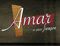 Antena 3 desvela el nuevo reparto de 'Amar es para siempre' en su cuarta temporada