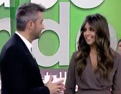 """Cristina Pedroche baila """"Pégate"""" de Ylenia en 'Zapeando': """"La mejor canción del verano de la historia"""""""