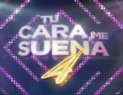 Antena 3 desmiente que el logotipo lanzado de 'Tu cara me suena 4' vaya a ser el oficial