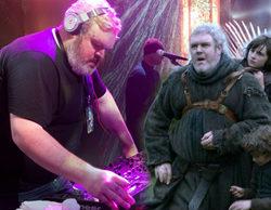 Kristian Nairn, Hodor en 'Juego de tronos', retoma su carrera como DJ