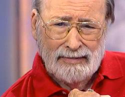 """Chicho Ibáñez Serrador reaparece en '¡QTTF!': """"Me gustaría volver a televisión con algo que no se haya hecho"""""""