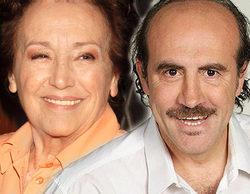 'El club de la comedia' rinde homenaje a Amparo Baró y Pedro Reyes