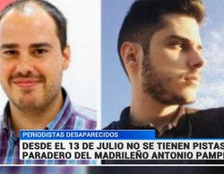 El Informativo Territorial de Madrid de TVE confunde a uno de los periodistas secuestrados en Siria con un estudiante