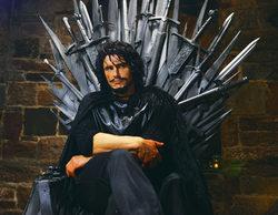 James Franco se disfraza de Jon Snow ('Juego de Tronos') para grabar su webserie