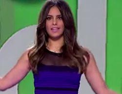 Científicos españoles ponen fin al dilema del vestido azul y negro de  Cristina Pedroche en 'Zapeando'