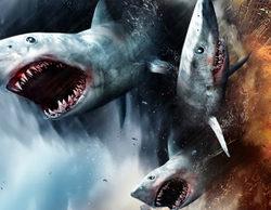 """""""Sharknado 3"""" cae un 28% con respecto a """"Sharknado 2"""" en EEUU"""