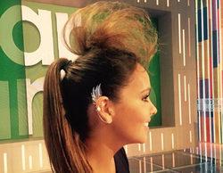 """Opiniones sobre el peinado de Cristina Pedroche en 'Zapeando': """"¿No se cansa de hacer el ridículo por dinero?"""""""