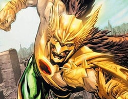 Hawkman se une a 'The Flash' y 'Arrow' antes llegar a su nuevo spin-off  'Legend of Tomorrow'