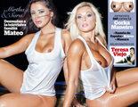 Mirtha Sosa y Sara Prinzes, exparejas de los hermanos Mateo, desnudas en la portada de Interviú