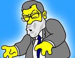 """Una revista satírica Argentina se burla de Mariano Rajoy: """"Aparecerá en 'Los Simpson' como un presidente poco inteligente"""""""