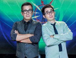 'En el aire' renueva por una tercera temporada con Buenafuente y Berto