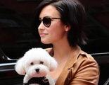 Demi Lovato, devastada tras la muerte de su perro Buddy