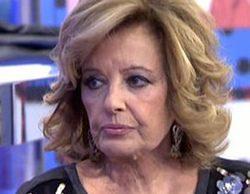 'Sálvame' censura los problemas de María Teresa Campos con Hacienda