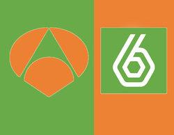 Antena 3 y laSexta deberán acatar durante dos años más las condiciones impuestas a su fusión por Competencia