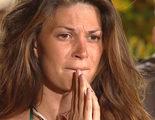 La pillada a Telecinco: un letrero predice la expulsión de Miriam en 'Pasaporte a la isla' antes de producirse
