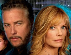 Así fue la emotiva despedida del elenco de 'CSI: Las Vegas' tras rodar el final de la serie