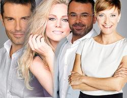 Jesús Vázquez, Jorge Javier Vázquez, Eva Hache y Edurne, jurado de 'Got Talent España'
