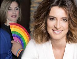 """Sandra Barneda celebra que """"los reyes inviten a gays y lesbianas"""""""