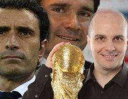 """José Francisco Molina, Juan Sánchez y Alexis Martín Tamayo """"Mister Chip"""" se unen al equipo de 'Champions Total'"""