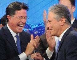 Así fue la despedida de Jon Stewart de 'The Daily Show'