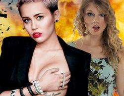 """Miley Cyrus contra Taylor Swift: """"¿Y yo soy un mal ejemplo porque enseño las tetas?"""""""