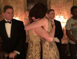 La emotiva despedida de los protagonistas de 'Downton Abbey' durante la grabación del final de la serie