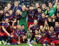 Los comentaristas suplentes salvan la retransmisión de la Supercopa tras los problemas de sonido