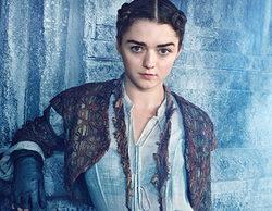Maisie Williams revela el futuro de Arya Stark en la sexta temporada de 'Juego de Tronos'