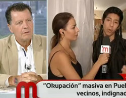 """Un entrevistado a Alfonso Rojo en su programa: """"Lo que es guarro y cerdo es su boca"""""""
