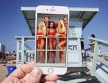 Un fotógrafo utiliza su móvil para insertar personajes ficticios en la vida real con originales resultados