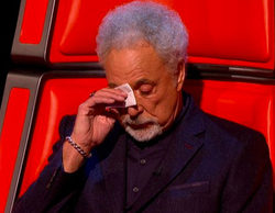 Tom Jones, despedido por BBC del jurado de 'The Voice' (Reino Unido) sin previo aviso