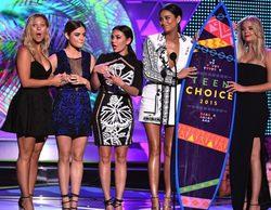 'Crónicas vampíricas' y 'Pequeñas mentirosas' arrasan en los Teen Choice Awards 2015