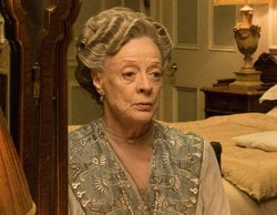 "Maggie Smith ('Downton Abbey'): ""Estoy sorprendida de haber llegado hasta el final"""