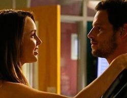 Alex y Jo, más protagonistas en la temporada 12 de 'Anatomía de Grey'