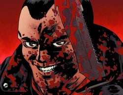 Jon Hamm ('Mad Men') podría interpretar a Negan en la sexta temporada de 'The Walking Dead'