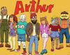 Así serían los protagonistas de 'Arthur' (Clan) si hubieran crecido hipsters