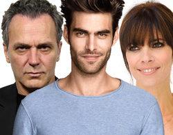 Maribel Verdú, Jon Kortajarena y José Coronado, protagonistas de 'La verdad', la nueva serie de Telecinco