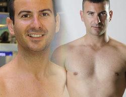 Isidoro Baides ('¿QQCCMH?') se desnuda en el gimnasio para mostrar su cambio físico