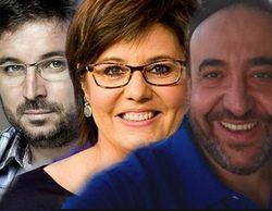 Jordi Évole, María Escario y Yusan Acha, Premios Joan Ramón Mainat del FesTVal 2015