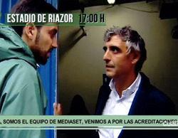 La Liga veta el acceso a todos los estadios de fútbol a Mediaset España