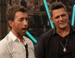 'El hormiguero' vive su mejor estreno de temporada y anota récord de share (20,5%) con Alejandro Sanz