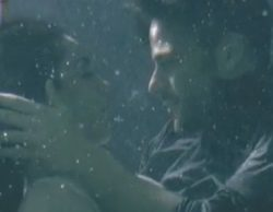"Giuseppe di Bella se desnuda bajo el agua: ""Recuerdo cuando bailábamos 'Dancing in the rain' Ruth Lorenzo"""