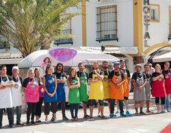 Los 8 finalistas de 'Cocineros al volante' se la jugarán en Chipiona ante el jurado de 'MasterChef'