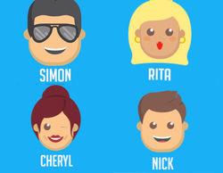 'The X factor' celebra su vuelta con una serie especial de los conocidos emojis