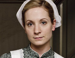 Joanne Froggatt deja atrás a la dulce Anna ('Downton Abbey') interpretando a una asesina en serie en 'Dark Angel'