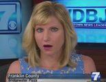 Asesinan en directo a una reportera de TV y su cámara en Virginia, Estados Unidos