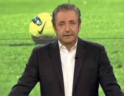 La Liga advierte a Josep Pedrerol que tomará acciones legales si continúa emitiendo más de 90 segundos de imágenes